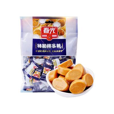 春光特制椰子糖海南特产糖果硬糖过年零食